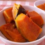 かぼちゃのしっとり煮