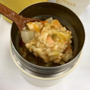 白菜と鮭の和風生姜 オートミール 約190kcal