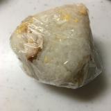 鶏の照り焼き&卵焼き(*^^*)おにぎり☆