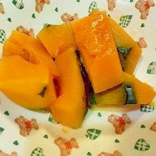 かぼちゃの甘煮
