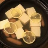 我が家の定番レモン鍋