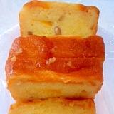 オレンジとくるみのパウンドケーキ