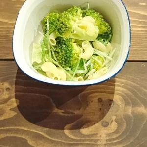 デリ風♪ブロッコリーと水菜のサラダ