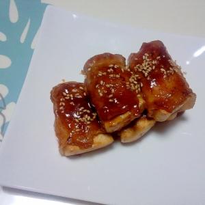 豚ばら豆腐のこってり焼き++