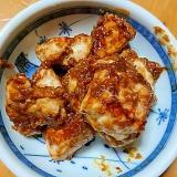 豚肉のマヨガーリックハチミツ味噌炒め