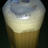 ふわふわ泡の泡コーヒー