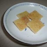 食パンで簡単ラスク!