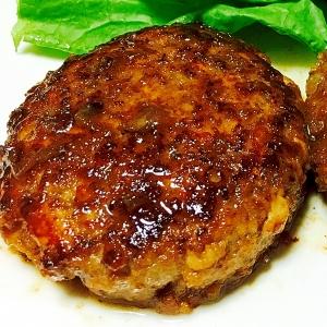 こってり★てりやき豆腐ハンバーグ