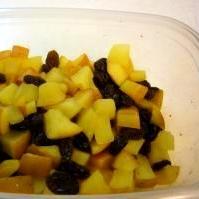 レンジで簡単☆リンゴ煮☆