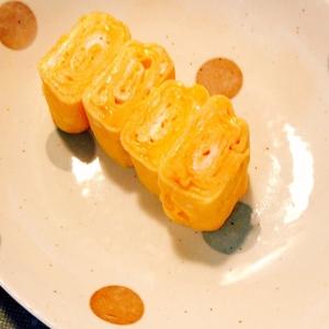 お弁当にもぴったり!冷めても美味しい出汁巻卵