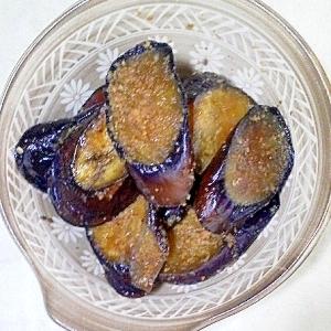 茄子の炒め煮