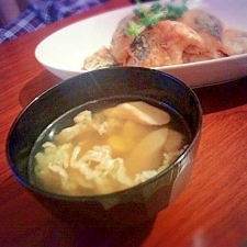 中華♡具たくさんスープ