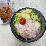 ♡餃子の冷製サラダ♡