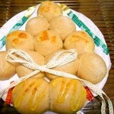 何が出るかな!?お楽しみ☆クリスマスツリーパン☆
