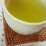✿ハチミツと黒蜜とかりんの玄米茶❤