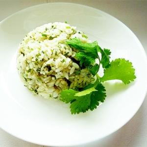 パクチーライス パクチーご飯