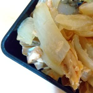 玉ねぎとツナの炒め物★とにかく簡単!