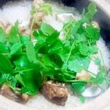 松茸ご飯の炊き方