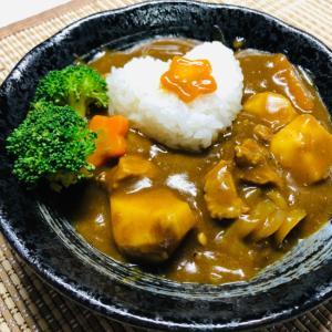 里芋カレーの作り方❤️里芋のカレーライス激うまです