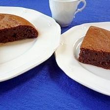 炊飯器で簡単♪長芋とHMで♪ しっとりココアケーキ