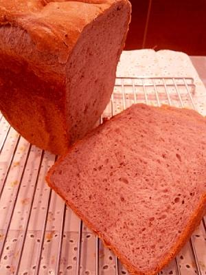 ほんのり甘い♪ブルーベリージャム食パン(HB)