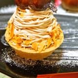 モンブランにも♬栗の渋皮煮で簡単本格マロンクリーム