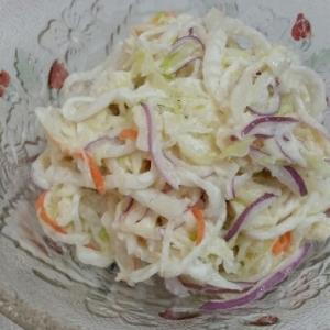 5品目の彩りコールスローサラダ