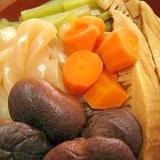 おもてなしにどうぞ!春野菜の煮物