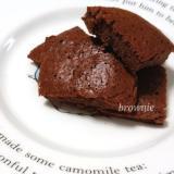 低糖質で簡単☆ブラウニーケーキ