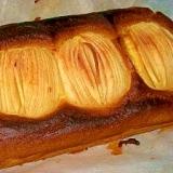 ホットケーキ粉で☆簡単リンゴケーキ