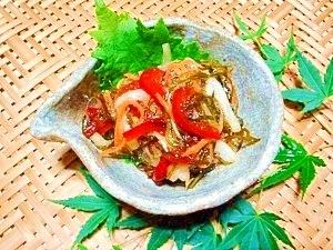 野菜たっぷり☆松前昆布
