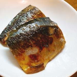 鯖のしょうが焼き