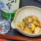 韓国料理☆ 「ツブ貝のコチュジャン和え」