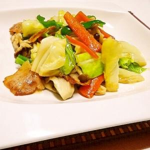パパッと中華★肉野菜炒め