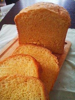 ヘルシーに♪HBでニンジン食パン◎