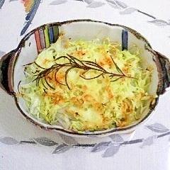 ちょっとピリ辛~玉葱とキャベツのタバスコ焼き~♥