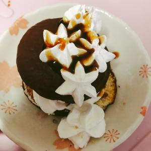簡単!チョコパイアレンジケーキ