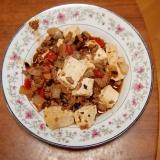 ヘルシーな麻婆豆腐