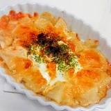 じゃがいも☆卵&チーズ焼き