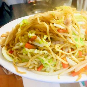★今日の定食-「上海焼そば」