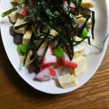 カラフルなチラシ寿司