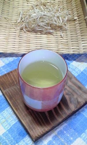 えのき茶♪