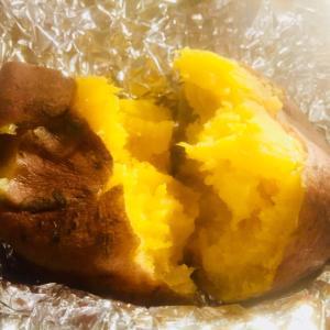 ホクホクとろとろの安納芋焼き芋