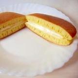 チーズどら焼き(全工程写真あり)