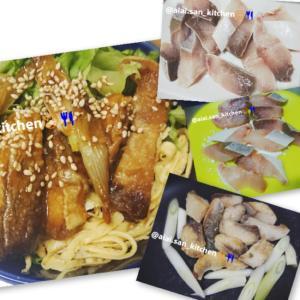【ブリ】簡単 フライパンでブリ照り 丼にも出来る