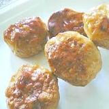 おうちで美味しい★焼き鳥(つくね、塩)