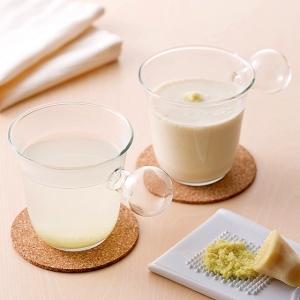 ホット豆乳酢ドリンク