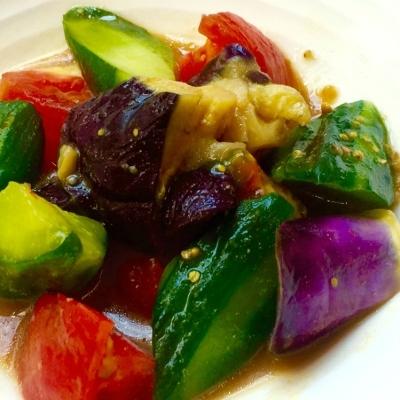 不足しがちな野菜がたくさん食べられる!今が旬の夏野菜を使った漬物レシピ