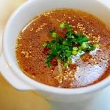 簡単なのに絶品!干しエビの中華スープ