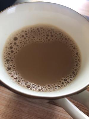 生姜ミルク紅茶